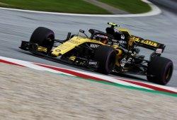 """Sainz: """"Haas está medio segundo por delante"""""""