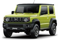 Suzuki Jimny 2019: desvelada oficialmente la nueva generación