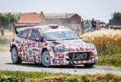 Thierry Neuville gana el Ypres Rally con un Hyundai i20 R5