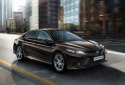 El Toyota Camry regresará a Europa Occidental en 2019