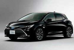 El nuevo Toyota Corolla Sport debuta en Japón cargado de tecnología