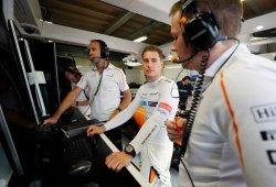 Vandoorne asegura que hay una igualdad competitiva con Alonso pese a sus datos