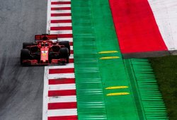 Vettel asoma justo antes de la clasificación