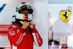 """Vettel asume su error: """"Fue mi culpa, me quedé sin espacio ni agarre"""""""