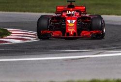 """Vettel duda de la estrategia de Red Bull: """"No creo que el hiperblando sea bueno para carrera"""""""