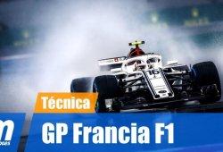 [Vídeo] F1 2018: análisis técnico del GP de Francia