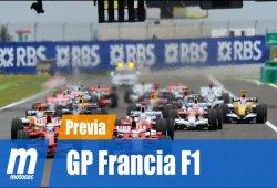[Vídeo] Previo del GP de Francia de F1 2018