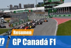 [Vídeo] Resumen del GP de Canadá de F1 2018