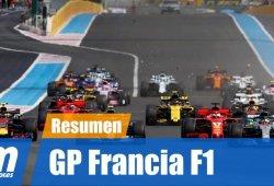 [Vídeo] Resumen del GP de Francia de F1 2018
