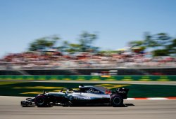 Viernes en clave de ultrablandos para Hamilton y Bottas