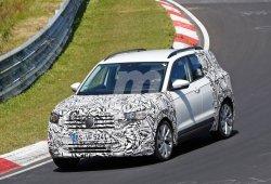 El nuevo Volkswagen T-Cross se enfrenta a Nürburgring