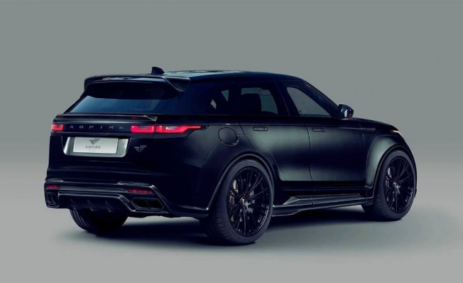 Aspire Design Range Rover Velar