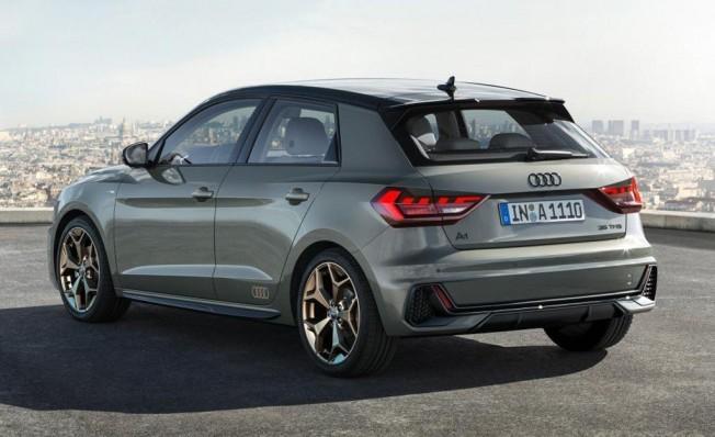 Audi A1 2019 - posterior