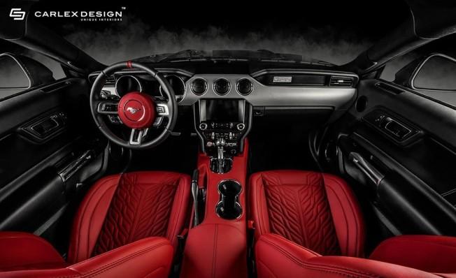 Carlex Design Ford Mustang