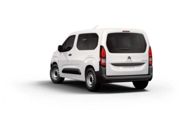 Citroën Berlingo Live - posterior