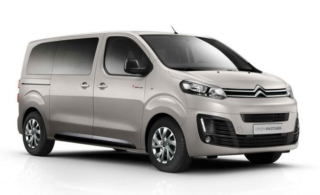 Citroën SpaceTourer Rip Curl
