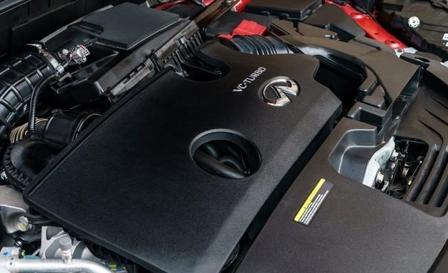 Infiniti QX50 - motor VC-Turbo