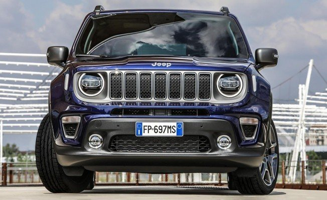 Jeep Renegade 2019 - frontal