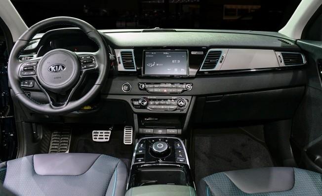 Kia Niro EV - interior