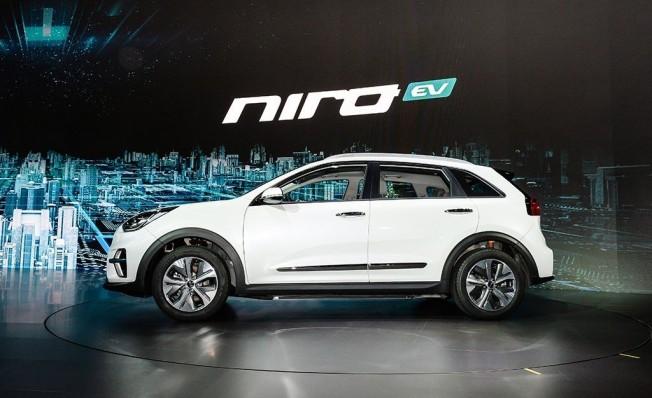 Kia Niro EV - lateral