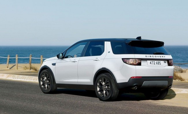 Land Rover Discovery Sport - posterior