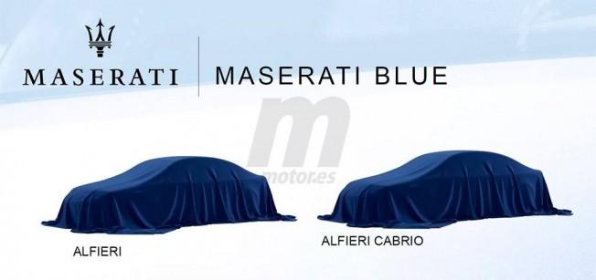 Maserati Alfieri Coupé y Cabrio