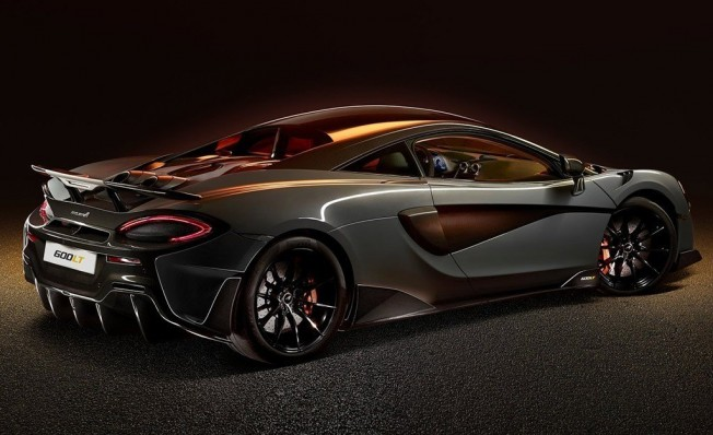 McLaren 600LT - posterior