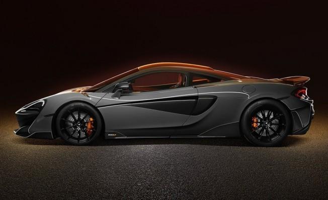 McLaren 600LT - lateral