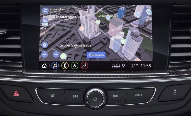 Ope Multimedia Navi Pro - navegación 3D