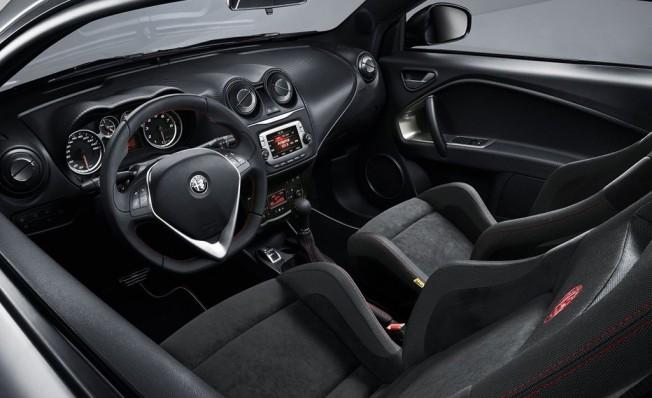 Alfa Romeo MiTo - interior