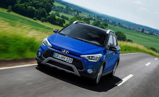 Hyundai i20 Active 2018 - frontal