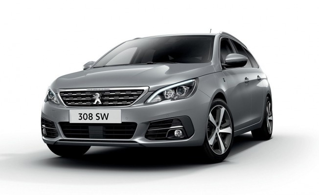 Peugeot 308 SW Tech Edition