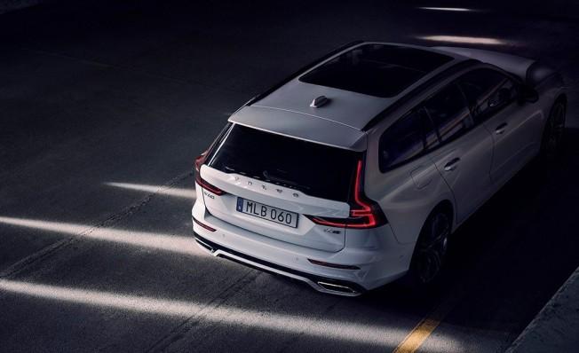 Volvo V60 R-Design - posterior