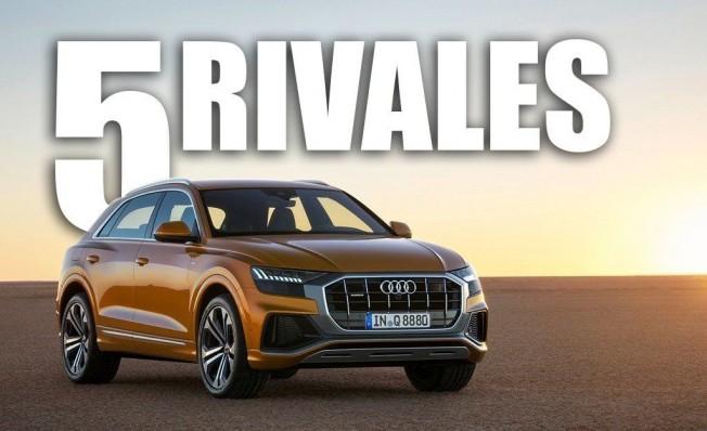 Rivales del Audi Q8