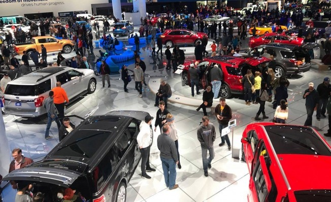 Salón del Automóvil de Detroit