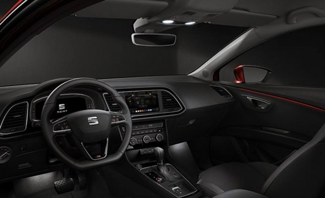 SEAT León SC FR Limited Edition - interior