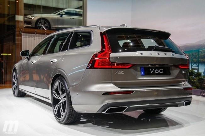 Volvo V60 2018 - posterior