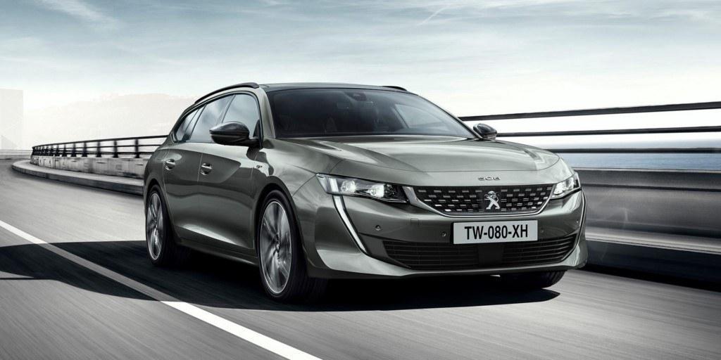 Nuevo Peugeot 508 SW: el familiar de la marca del León se convierte en un Shooting Brake
