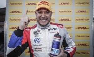 Rob Huff se lleva la primera pole del WTCR en Vila Real