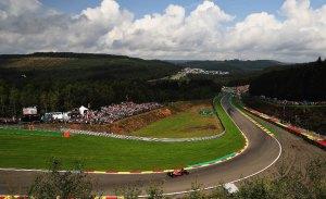 La F1 hace oficial la renovación de Spa-Francorchamps hasta 2021