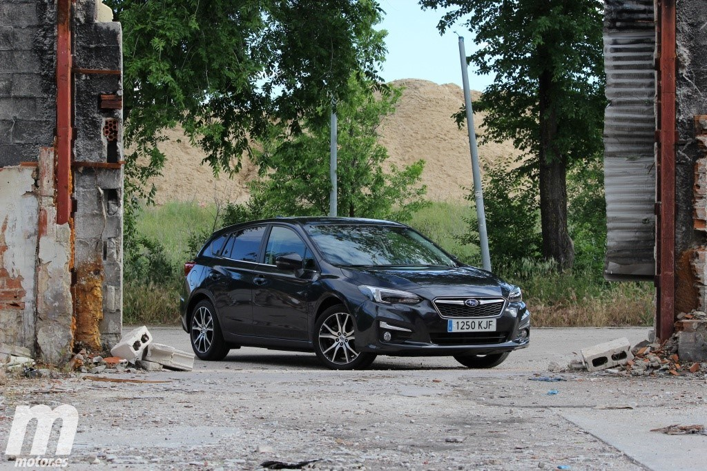Prueba Subaru Impreza 2018: Dulce incongruencia