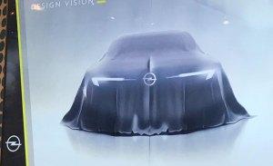 Opel anuncia un nuevo concept que adelanta su nuevo lenguaje de diseño