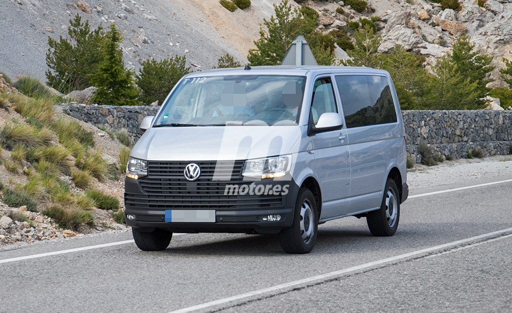 El desarrollo del Volkswagen T7 ya está en marcha y llegará en 2020