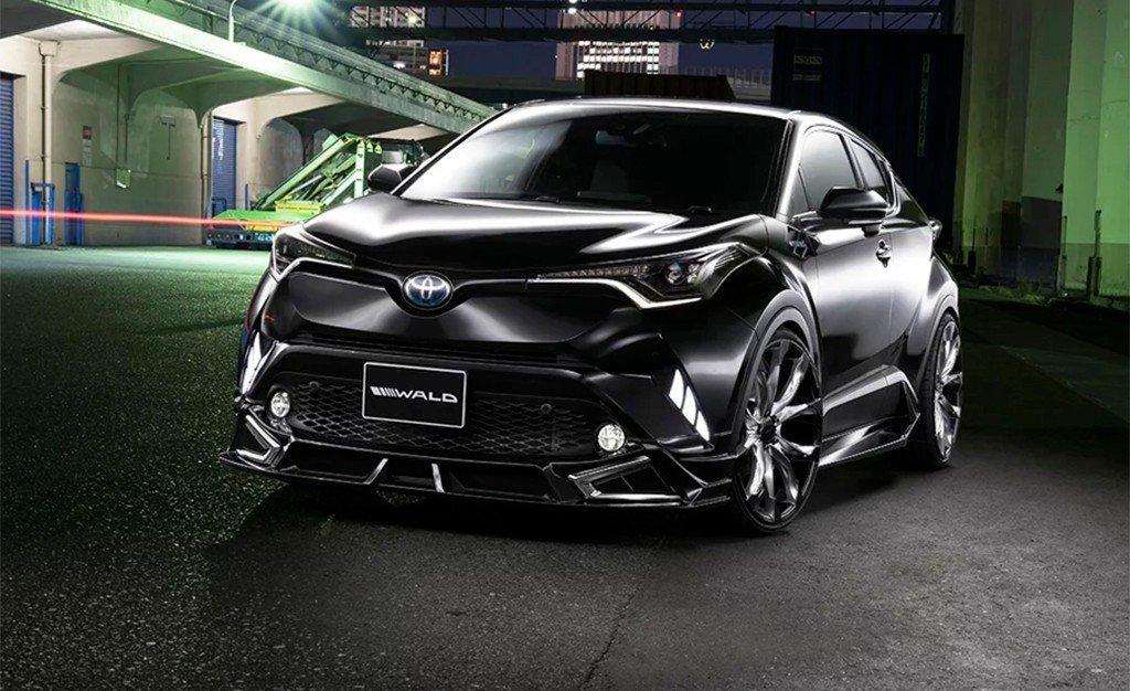 Wald International radicaliza al Toyota C-HR