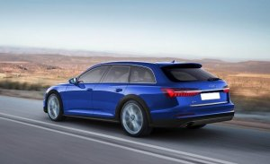 El nuevo Audi A6 Allroad será desvelado en el Salón de París 2018