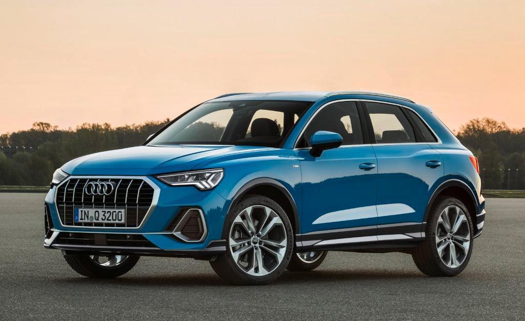Audi Q3 2019: todos las datos e imágenes oficiales del crossover compacto