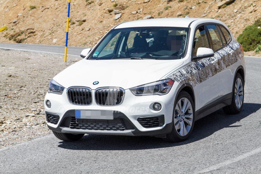 El nuevo BMW X1 2019 estrenará versión híbrida en Europa