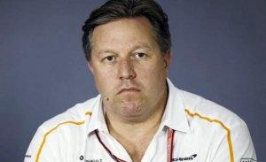 Boullier, de Ferran, Alonso, el futuro, los errores: Brown se sincera sobre la crisis de McLaren