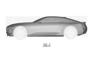 Filtrado un nuevo coupé conceptual de Cadillac gracias a sus patentes