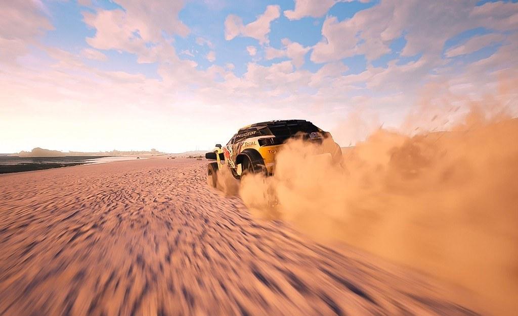 El videojuego Dakar 18 ya tiene fecha de lanzamiento